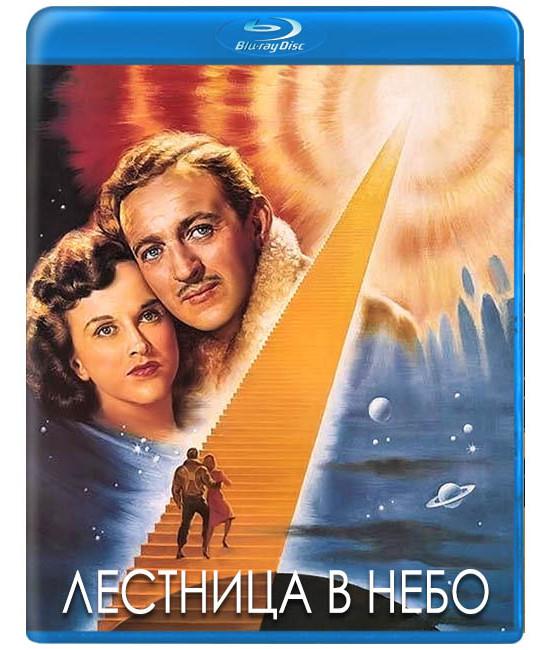 Лестница в небо (Дело о жизни и смерти) [Blu-ray]