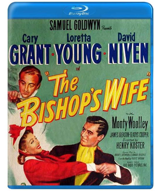 Жена епископа [Blu-ray]