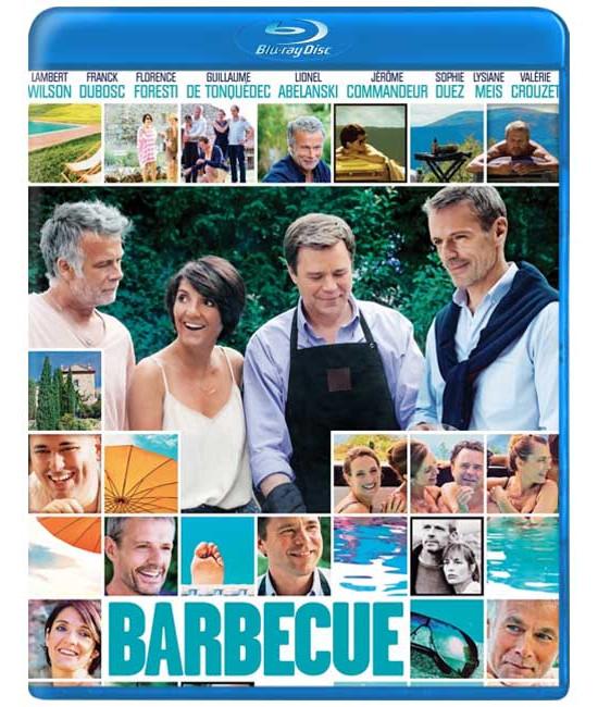 Барбекю [Blu-ray]
