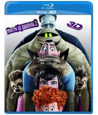 Монстры на каникулах 2 [3D/2D Blu-ray]