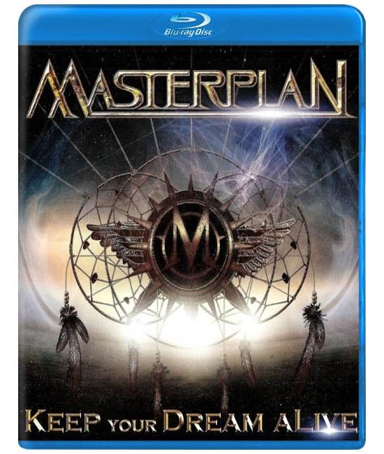 Masterplan - Keep Your Dream aLive [Blu-ray]