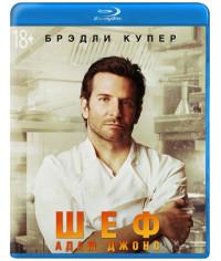 Шеф Адам Джонс [Blu-ray]