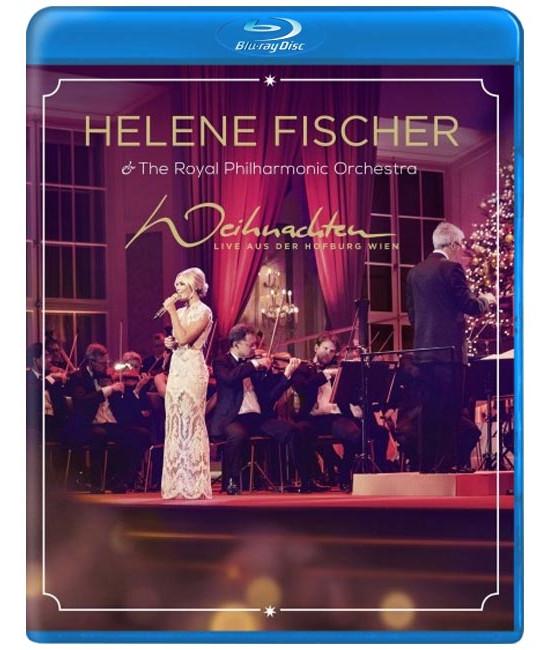 Helene Fischer - Weihnachten: Live aus der Hofburg Wien [Blu-ray]