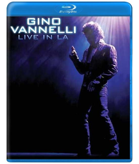 Gino Vannelli - Live in LA 2013 [Blu-ray]