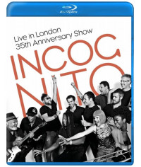 Incognito - Live In London: 35th Anniversary Show [Blu-ray]