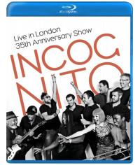 Incognito - Live In London: 35th Anniversary Show [Blu-ray]