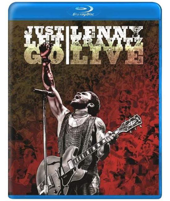 Lenny Kravitz - Just Let Go : Live [Blu-ray]