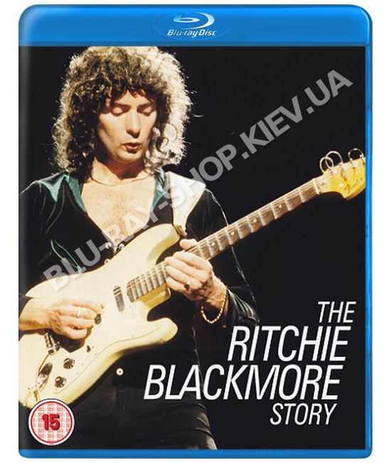 Ritchie Blackmore - The Ritchie Blackmore Story [Blu-ray]