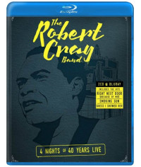 The Robert Cray Band - 4 Nights Of 40 Years Live [Blu-ray]