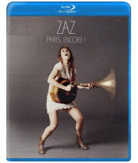 ZAZ - Paris, Encore! [Blu-ray]