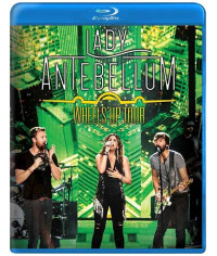 Lady Antebellum - Wheels Up Tour [Blu-ray]