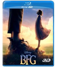 Большой и добрый великан [3D/2D Blu-ray]