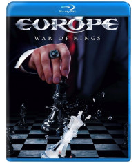 Europe - War of King (Live at W:O:A)