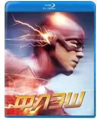 Флэш (1-5 сезон) [5 Blu-ray]
