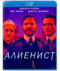 Алиенист (1 сезон) [Blu-ray]