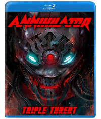 Annihilator - Triple Threat [Blu-ray]