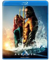 Аквамен [Blu-ray]