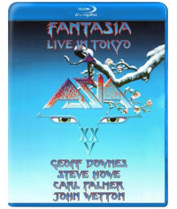 Asia: Fantasia Live In Tokyo