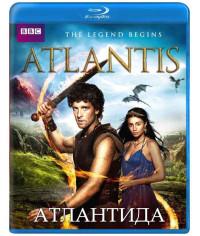 Атлантида (1-2 сезон) [2 Blu-ray]