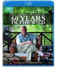 BBC. Аттенборо. 60 лет с дикой природой [Blu-ray]