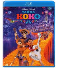 Тайна Коко [Blu-ray]