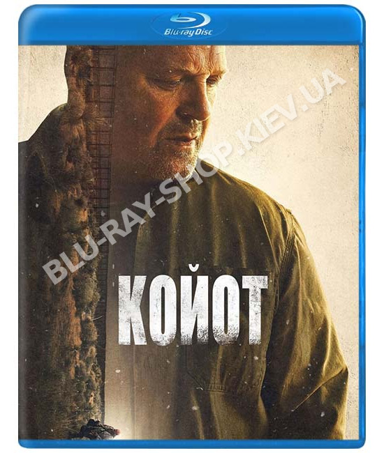 Койот (1 сезон) [Blu-ray]