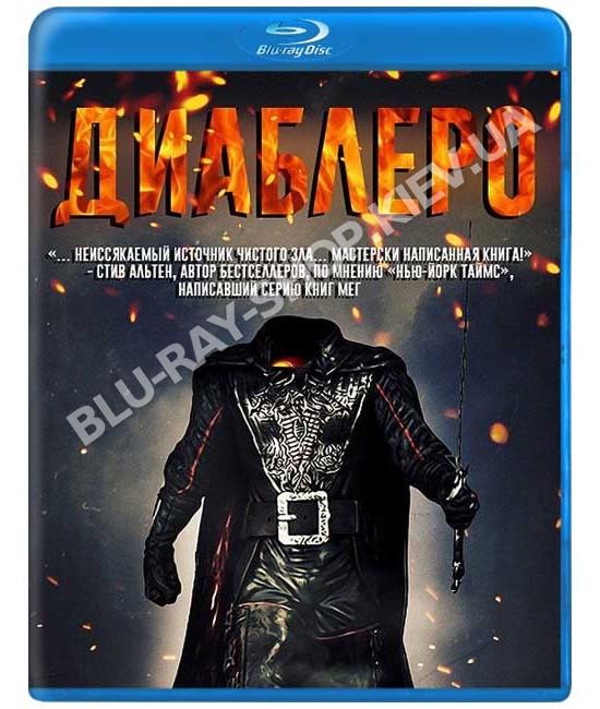 Диаблеро (1 сезон) [Blu-ray]