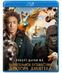 Удивительное путешествие доктора Дулиттла [Blu-ray]