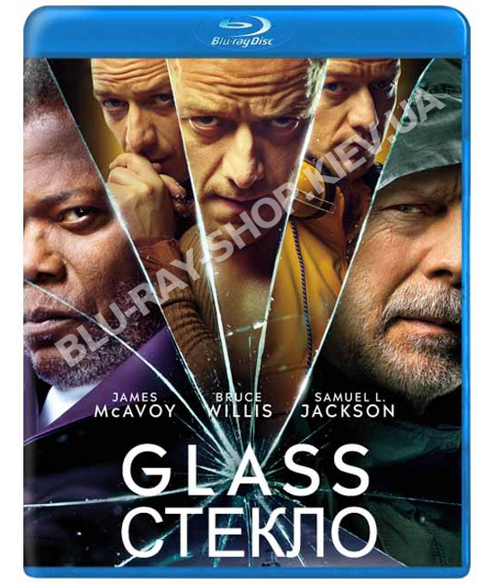 Стекло [Blu-ray]