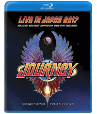 Journey: Escape & Frontiers - Live in Japan 2017 [Blu-ray]