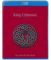 King Crimson: On (and off) The Road [3 Blu-ray]