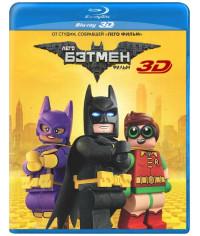 Лего Фильм: Бэтмен [3D/2D Blu-ray]