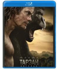 Тарзан. Легенда [Blu-ray]