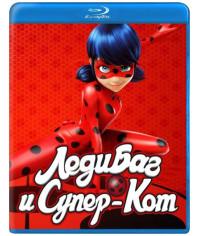 Леди Баг и Супер-кот (1-2 сезон) [2 Blu-ray]
