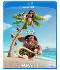 Моана [3D/2D Blu-ray]