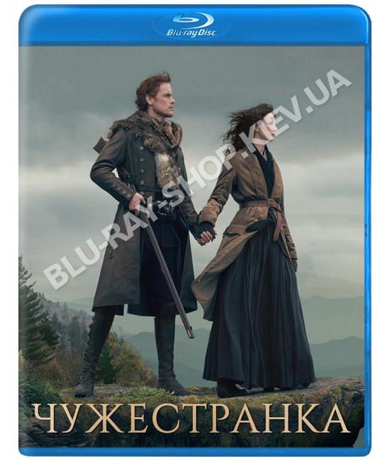Чужестранка (1-4 сезон) [4 Blu-ray]