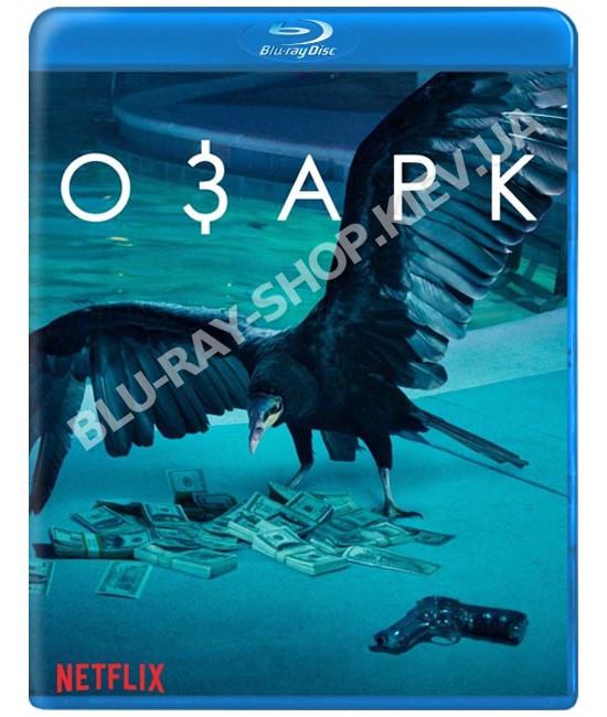 Озарк (1-3 сезон) [3 Blu-ray]
