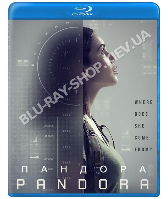 Пандора (1 сезон) [Blu-ray]