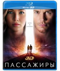 Пассажиры [3D/2D Blu-ray]