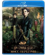 Дом странных детей Мисс Перегрин [3D/2D Blu-ray]