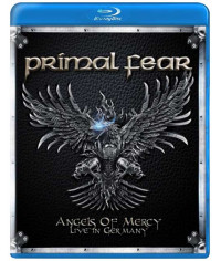 Primal Fear - Angels of Mercy: Live in Germany [Blu-ray]