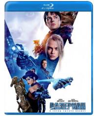 Валериан и город тысячи планет [Blu-ray]