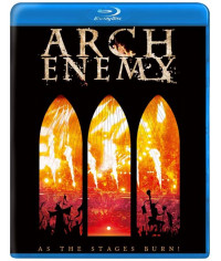 Arch Enemy - As The Stages Burn! [Blu-ray]