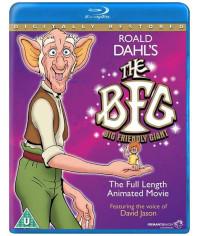 Большой и дружелюбный великан [Blu-ray]