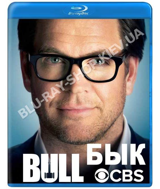 Мистер Булл (Булл, Бык) (1-3 сезон) [3 Blu-ray]