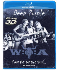 Deep Purple From the Setting Sun... in Wacken [3D/2D Blu-ray]