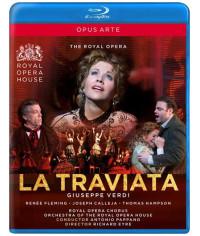 Джузеппе Верди - Травиата (Королевский оперный театр) [Blu-ray]