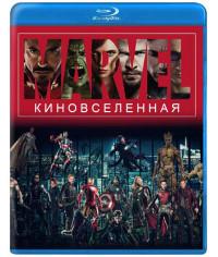 Киновселенная Марвел (Коллекция) [23 Blu-ray]