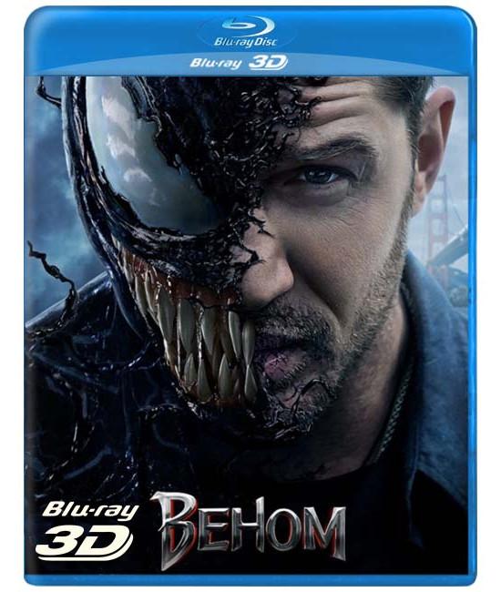 Веном  [3D/2D Blu-ray]