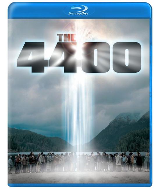 4400 (Четыре тысячи четыреста) (1-4 сезоны) [4 Blu-ray]